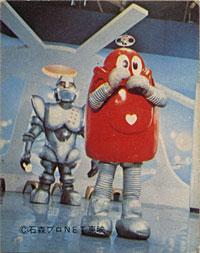 ロボコンカード